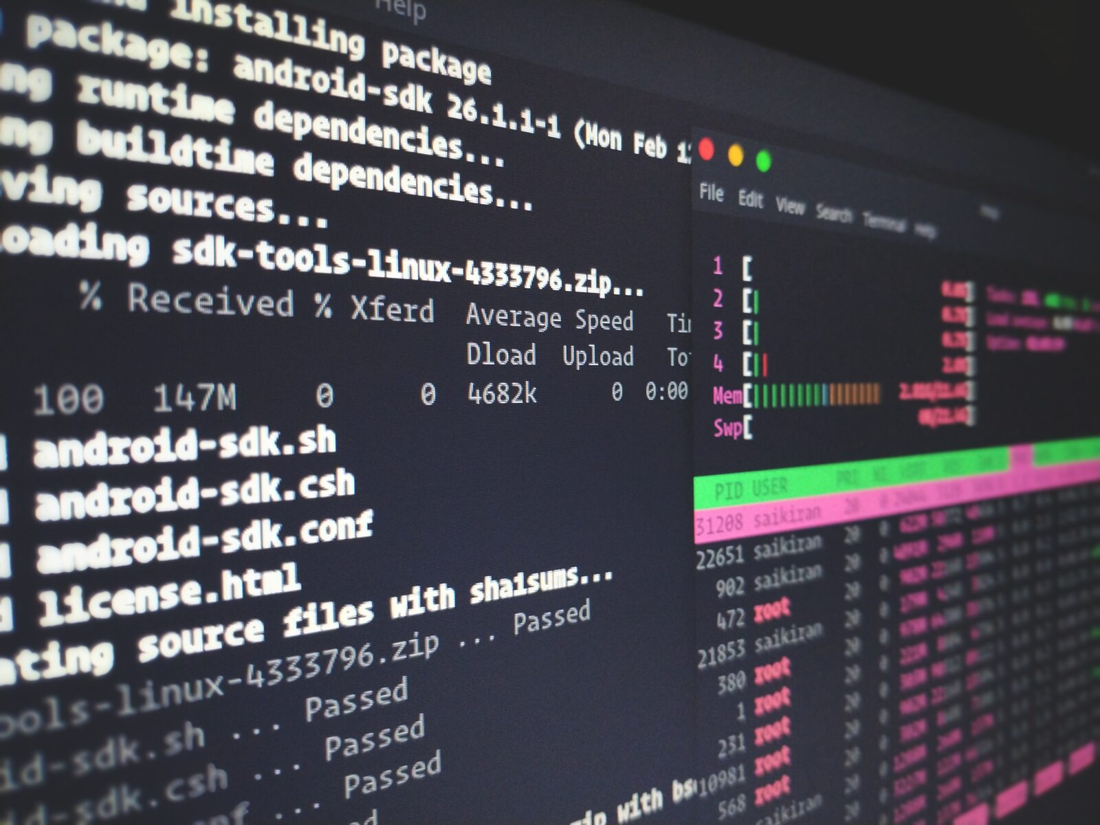 Unzip and Compress  gz,  tar gz, and  zip by console in Linux