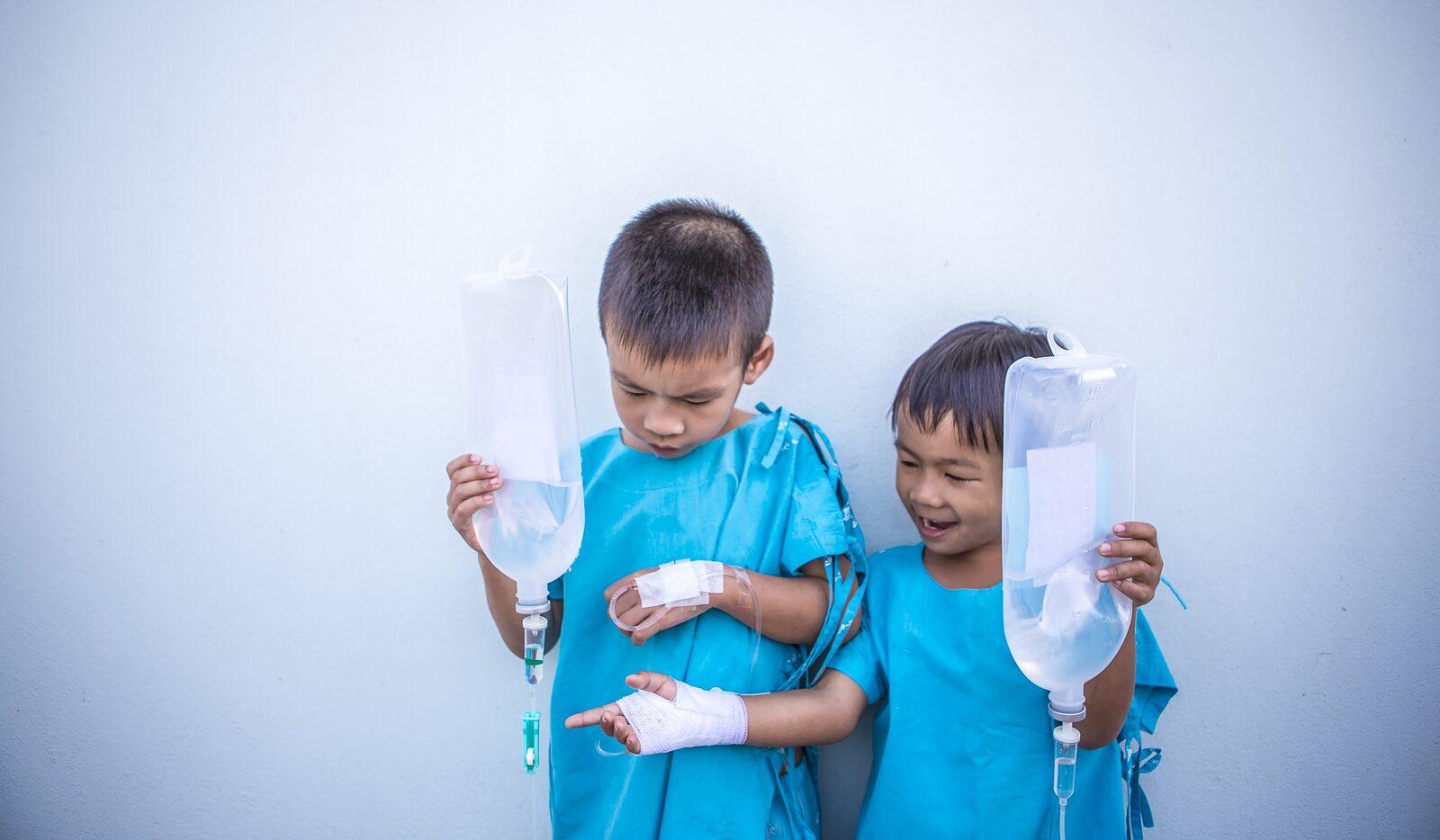 limpieza de parásitos intestinales para niños